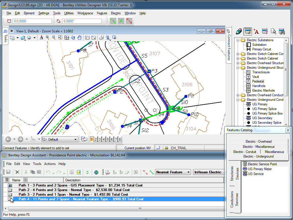application of gis in land information system