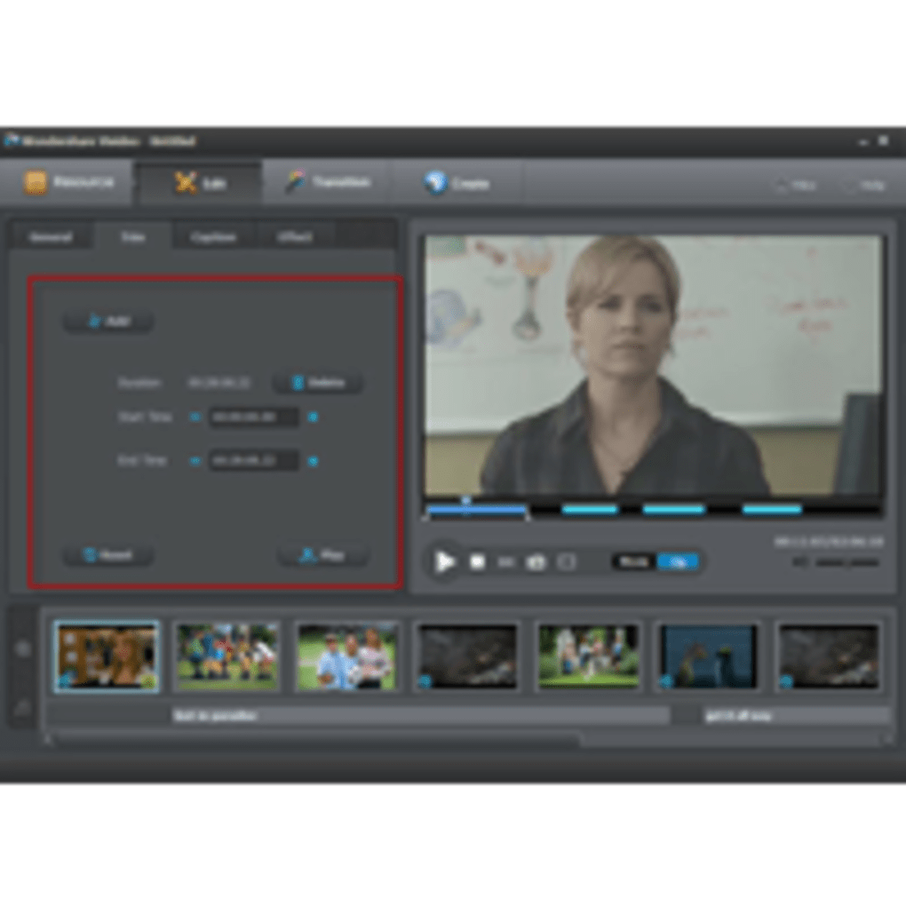 video editing applications for mac