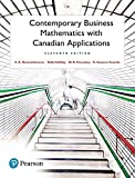 contemporary business mathematics with canadian applications 11th edition pdf