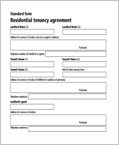 basic rental application form pdf