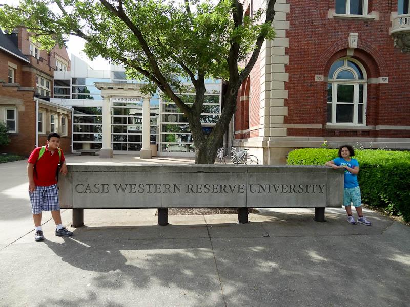 case western reserve university application