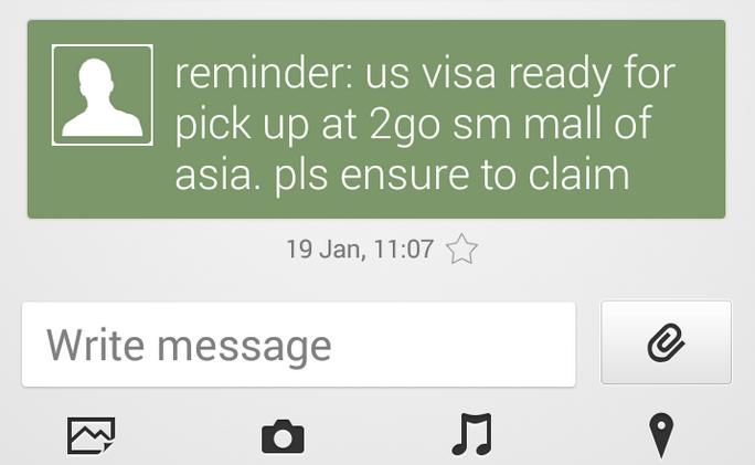 retrieve us visa application philippines