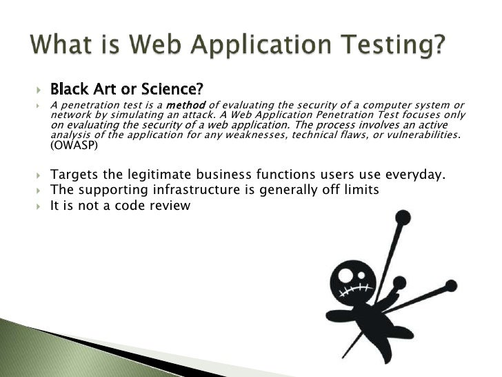 web application penetration testing pdf