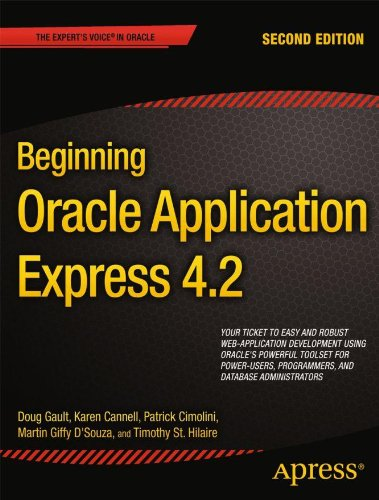expert oracle application express pdf