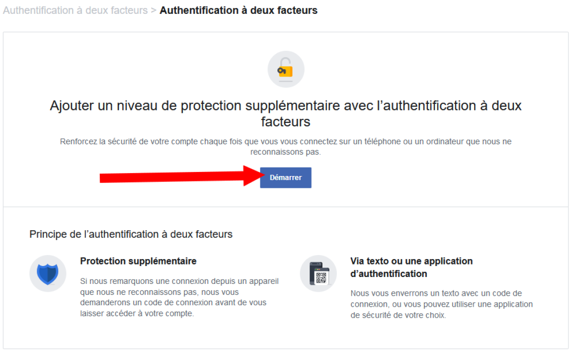 obtenir un code de validation via l application google authenticator