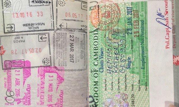 china 10 year visa application