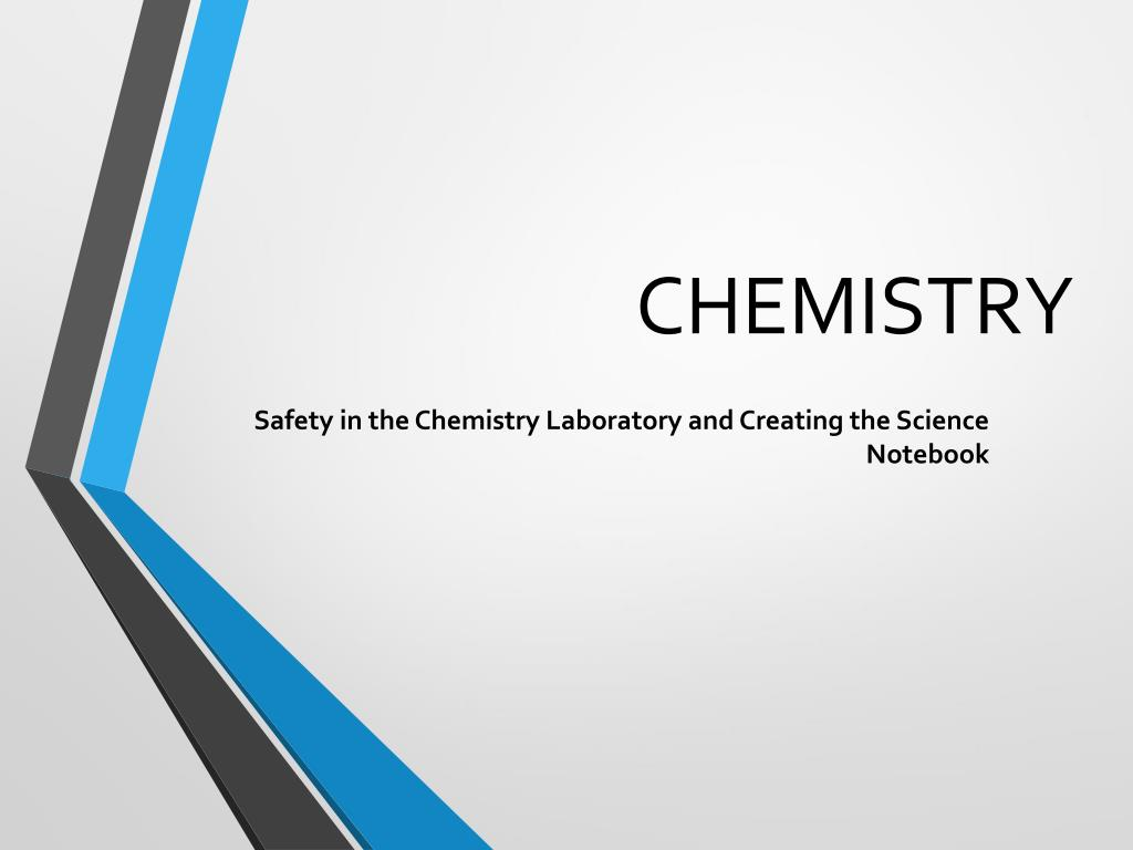 application of chemistry in cosmetics