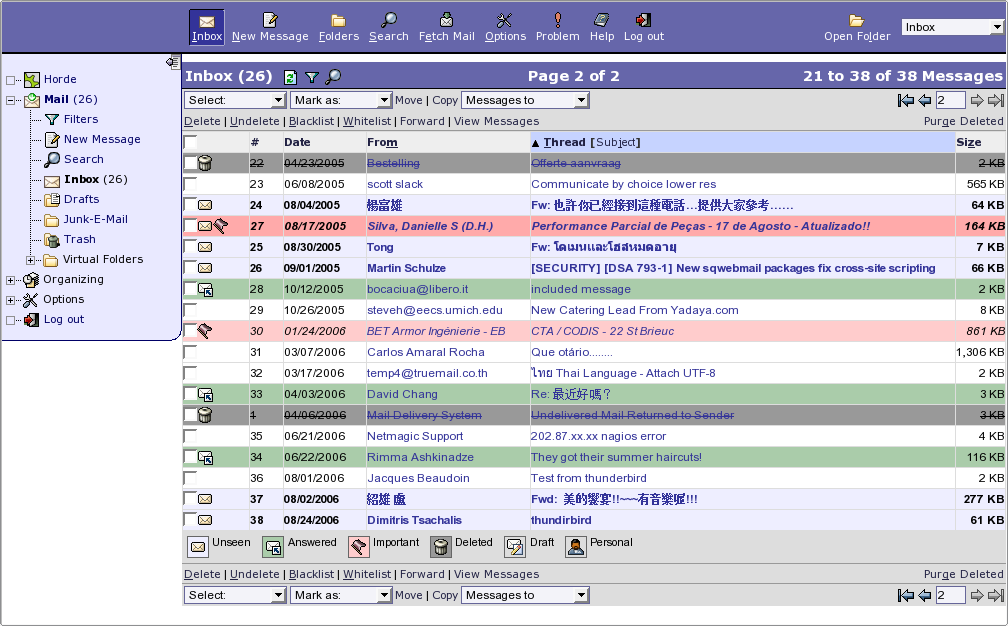 example of web based application wikipedia