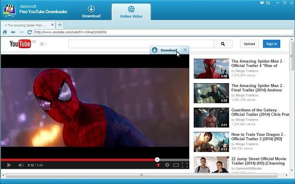 telecharger application youtube pour pc