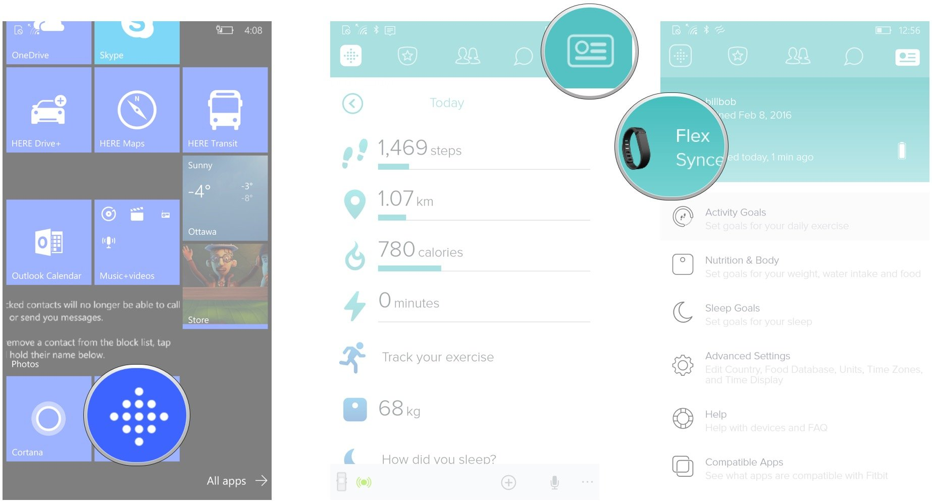 fitbit application for windows 10