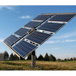 application of solar power plant
