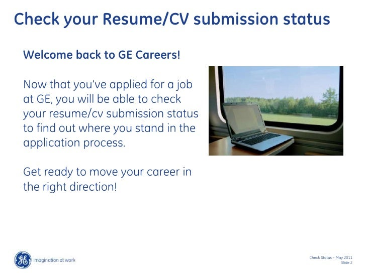 ge careers check application status