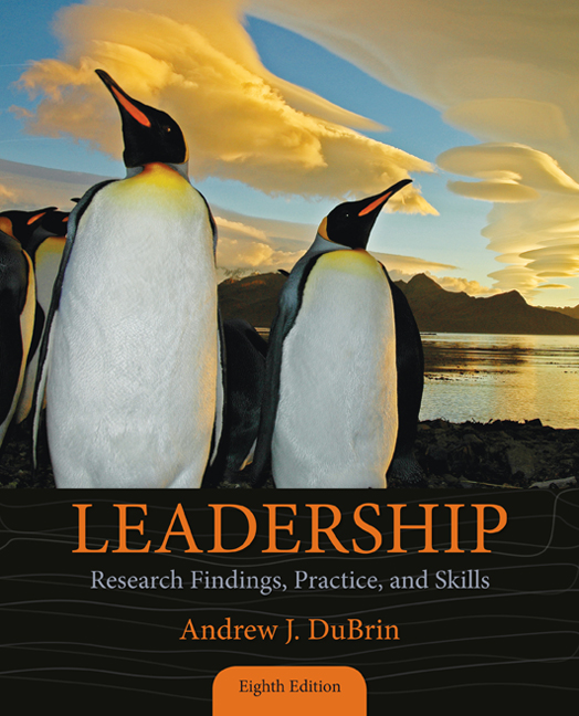 leadership theory application & skill development 6th edition