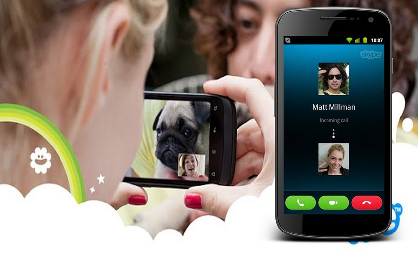 telecharger application skype pour android