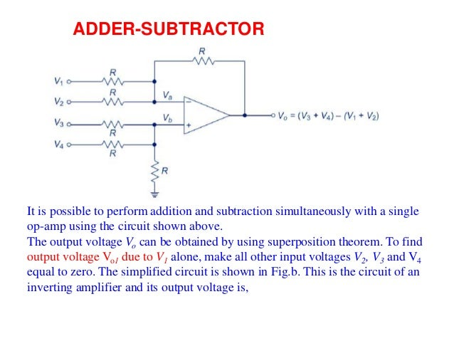 application of superposition theorem pdf