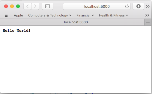 run net application on mac