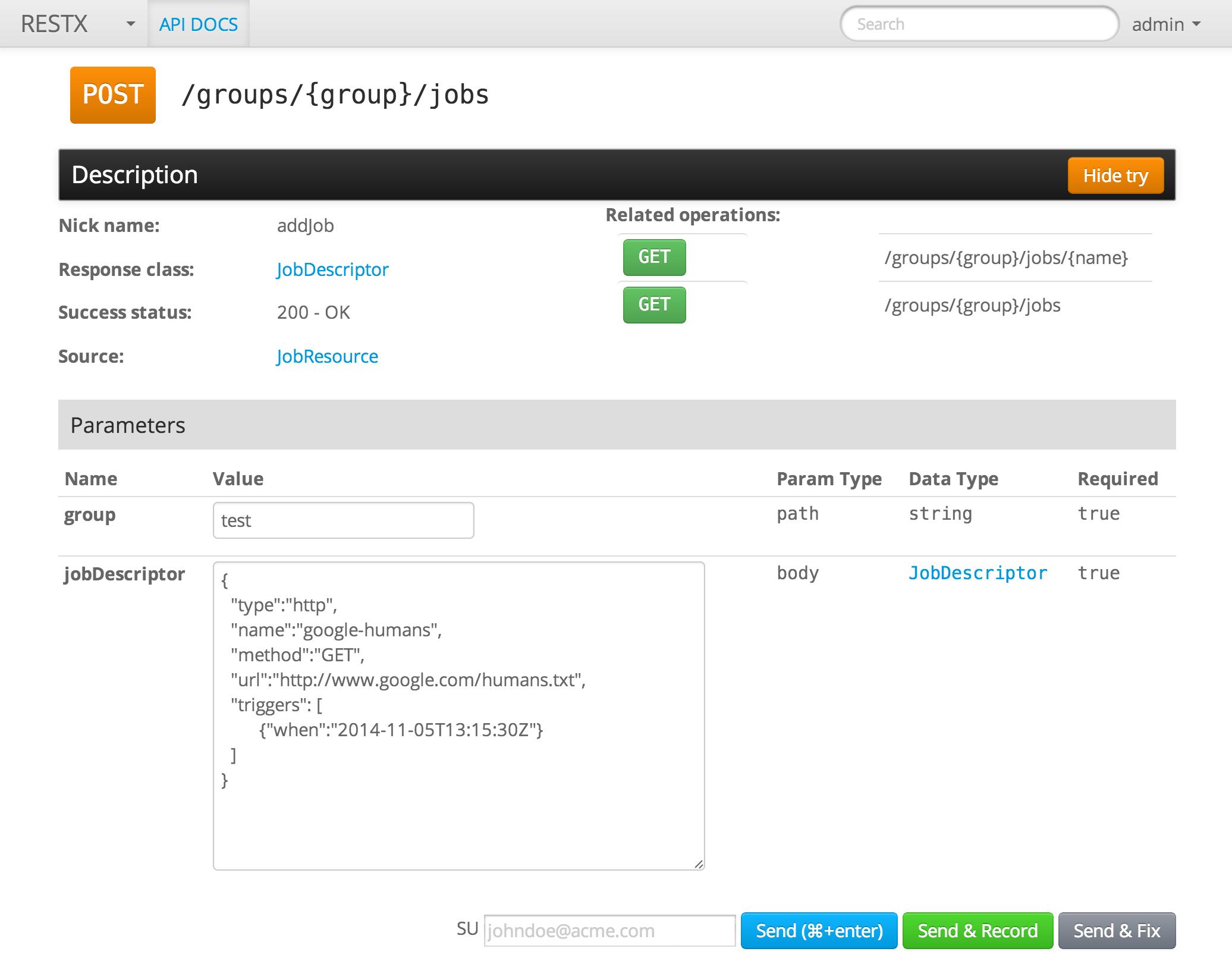 quartz scheduler web application example