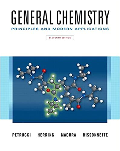 general chemistry principles and modern applications answer key