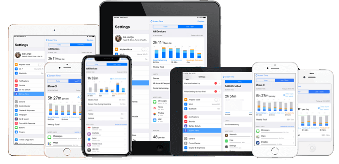 how to find application manager on iphone