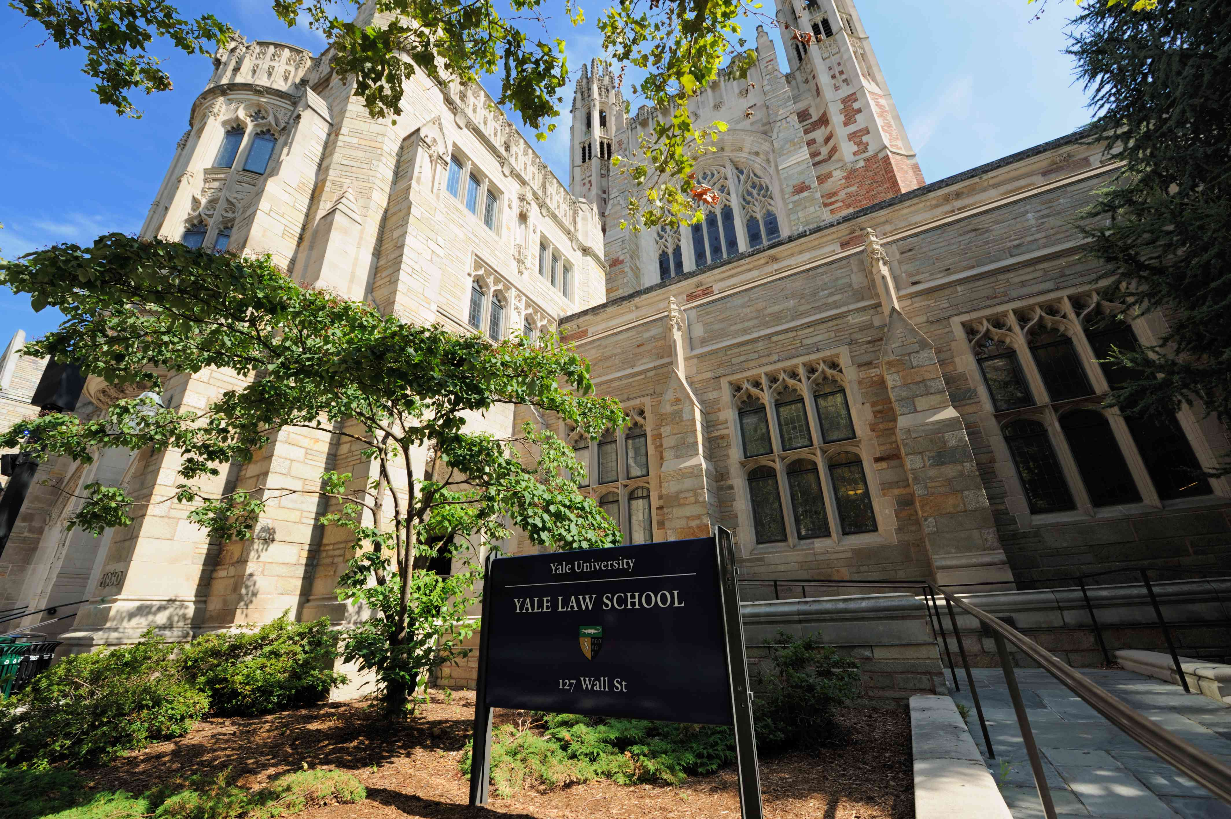 yale law school application deadline