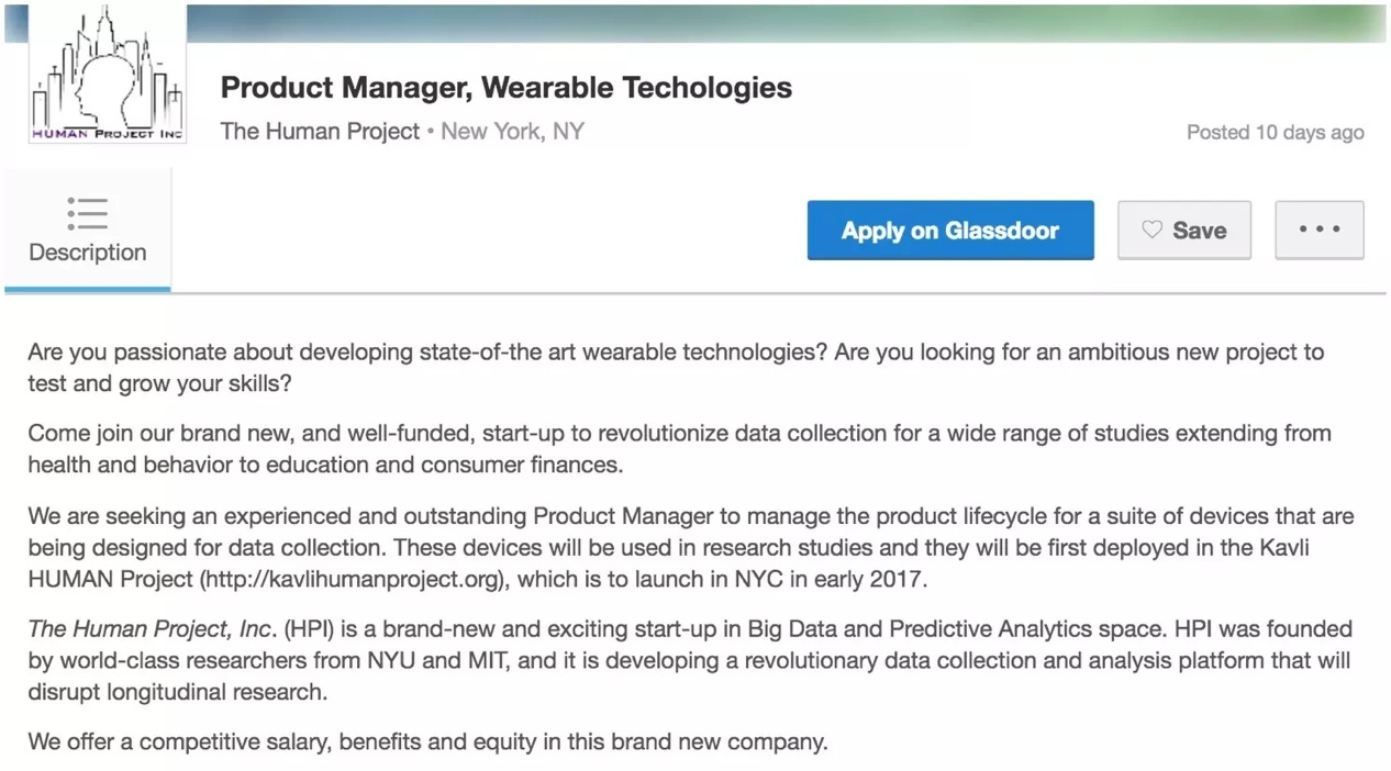 application manager job description salary