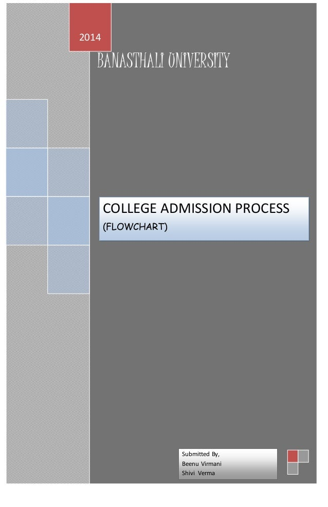 when does the college application process start