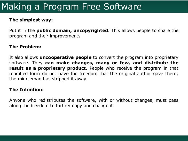 free open source application software