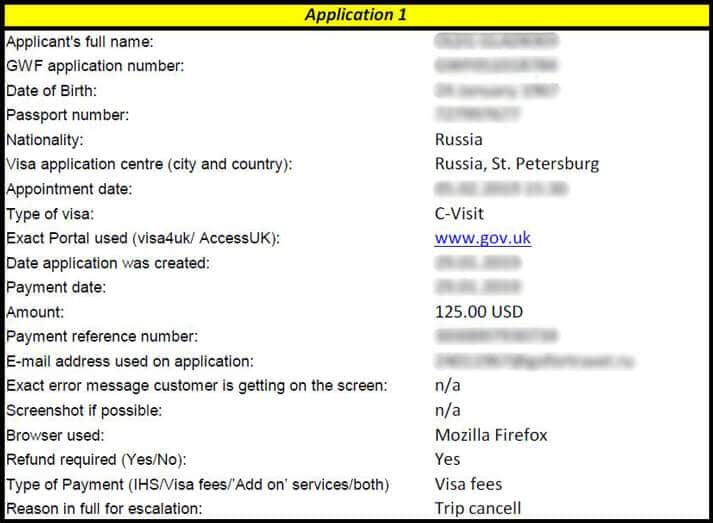 pay for us visa application fee