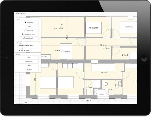 application pour plan de maison gratuit