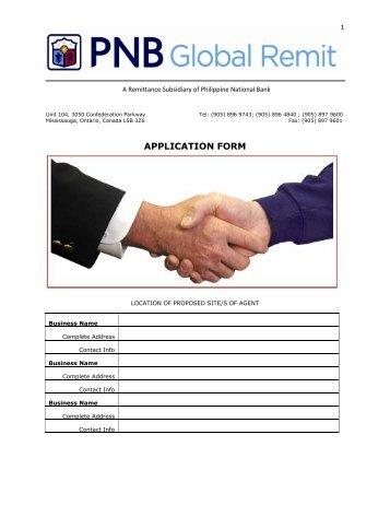 gcb internet banking application form