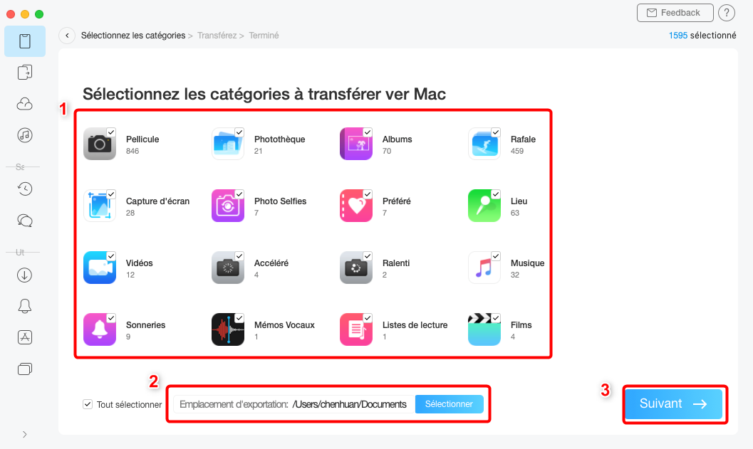 sauvegarder application iphone sur itunes