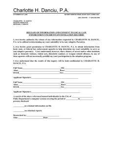 national criminal history record check nchrc application