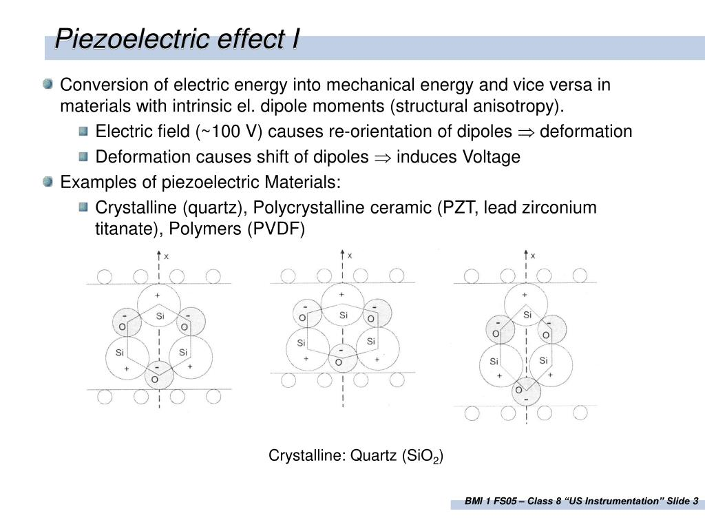 piezoelectric polymers and their applications