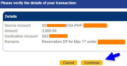 bdo savings account online application
