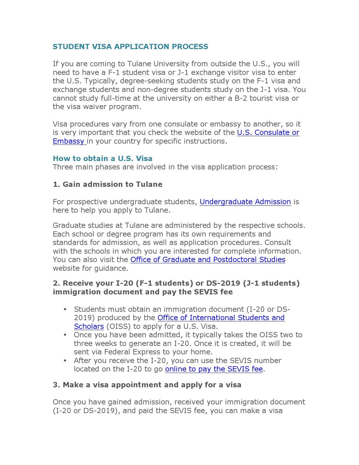 canada student visa application process