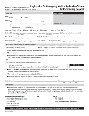 nys corrections exam 2017 application