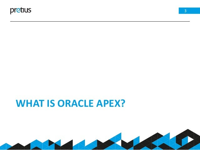 oracle apex 5 sample applications