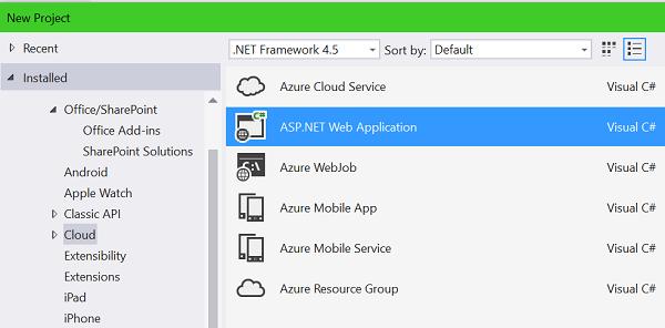 asp net core web application net framework vs net core