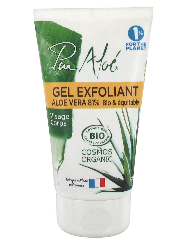 comment appliquer gel aloe vera visage
