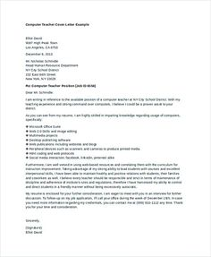 cover letter for scientist job application