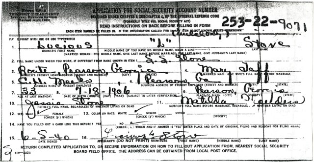 social security card replacement application online