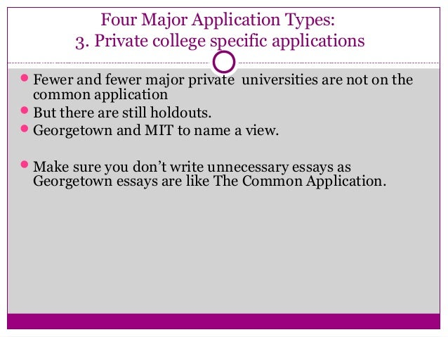 when should i start college applications