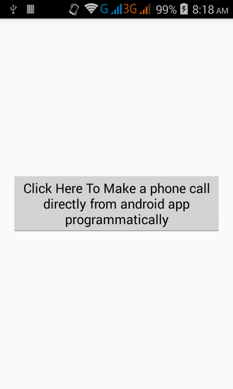 android application example source code