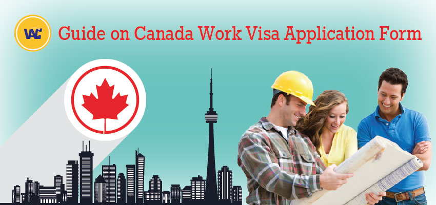 application for work permit from within canada