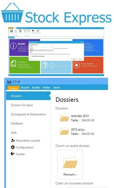 application gestion de stock gratuit