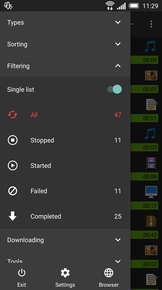 application la presse plus android