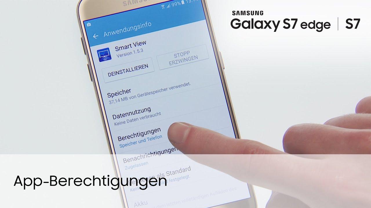 application musique samsung galaxy s7