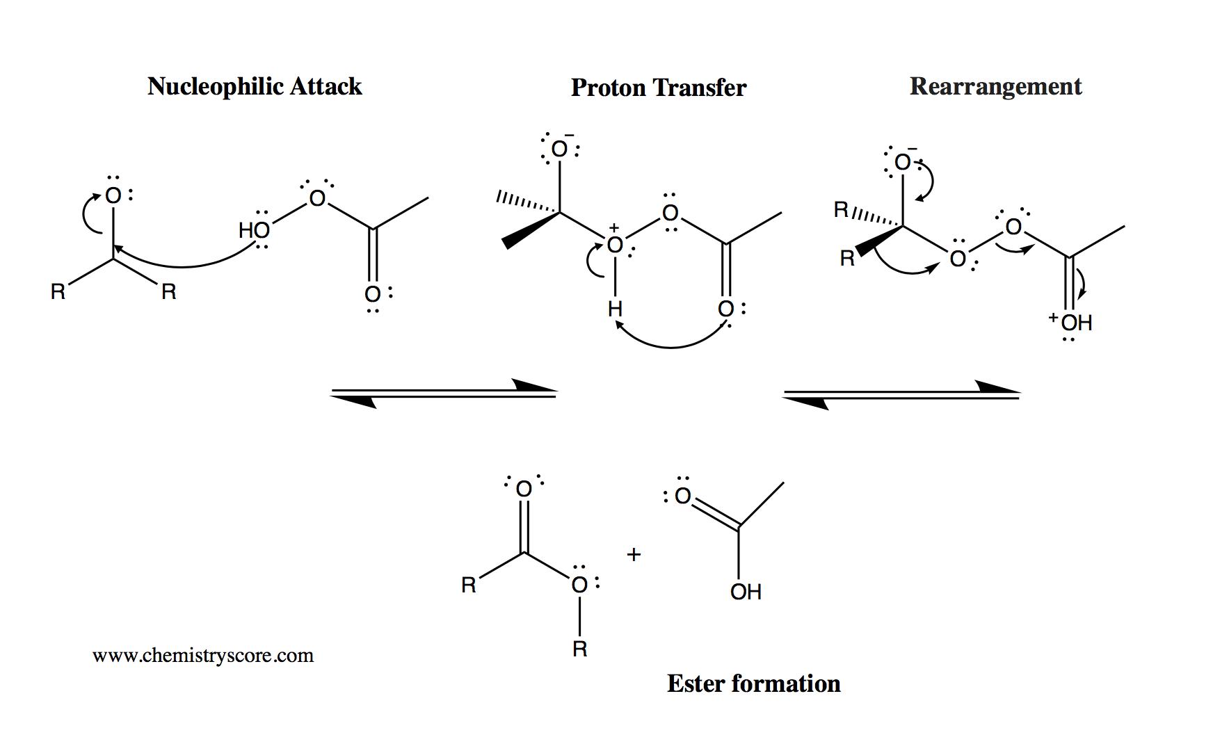 application of baeyer villiger reaction