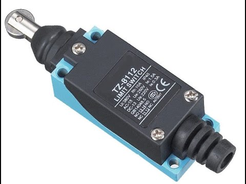 application of limit switch in industry