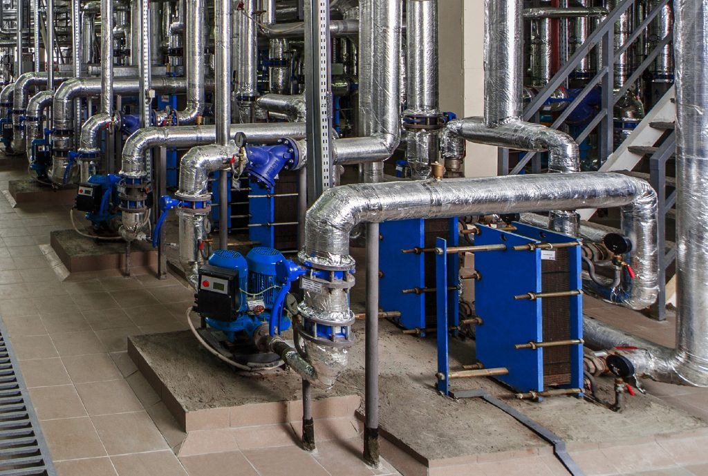 application of plate heat exchanger in food industry
